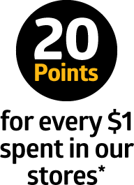 20 points graphic
